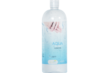 aqua pure Sanitizer Gel 70% alcohol